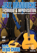 Denis Chang Technique and Improvisation Volume 3